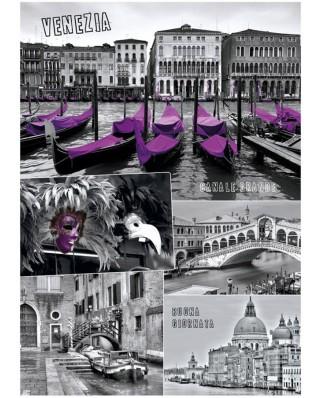 Puzzle Dino - Venice, 1.000 piese (62945)