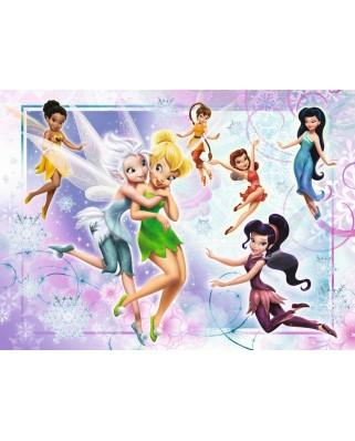 Puzzle Ravensburger - Zanele Disney, 100 piese (10852)