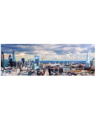 Puzzle panoramic Dino - London, 1000 piese (62987)